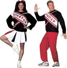 Ferris Bueller Halloween Costume Snl Spartan Cheerleader Halloween Costume Standard