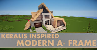 A Frame Building Keralis Inspired Modern A Frame House Youtube