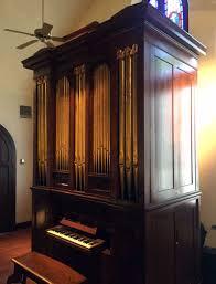 the balcony organ