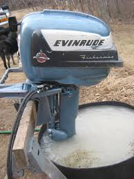 evinrude 6hp fisherman specs