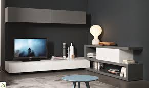 mobile ad angolo soggiorno soggiorno moderno componibile elet arredo design