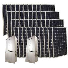 Panel Kit Homes Shop Solar Electric Power Kits At Lowes Com