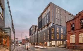 the hive manchester 5plus architects