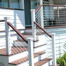 Handrail Systems Suppliers Stainless Steel Cable Railing Systems U0026 Handrail Components