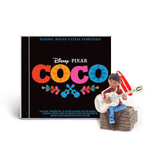 coco soundtrack with singing miguel ornament shop the disney