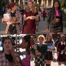 Clueless Movie Meme - the top 8 makeovers in film by miss movies schmoes know