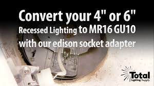 Led Bulbs For Recessed Can Lights by Convert 4