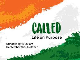 called life on purpose called u2026to love september 24 2017