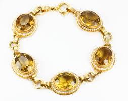gold amber bracelet images 14k etruscan citrine seed pearl bracelet j r jewels jpg