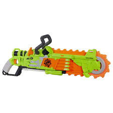 defend the world from the zombie hordes with nerf zombie strike