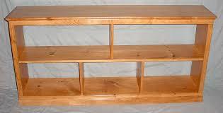 Low Bookcases Lakota Custom Designs Custom Solid Wood Furniture All Solid