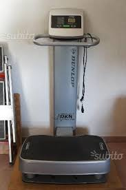 pedana vibrante dunlop pedana vibrante dunlop dkn pro trainer sports in vendita a savona