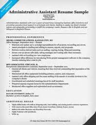 Sample Resume For Admin Jobs by Sample Resumes For Receptionist Admin Positions Church