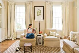 nice curtains for living room curtain choosing basics for your living room christopher dallman