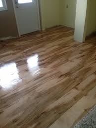 the finish of the plywood floor only cost 100 00