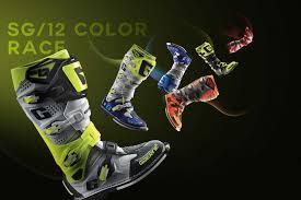 closeout motocross boots sg12 motocross boots redwhiteblue httpmotorcyclesparepartsnetsgflo