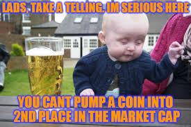 Meme Babi - a few belly busting btc memes for your entertainment just for fun