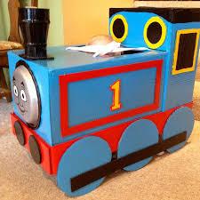 Thomas Tank Engine Halloween Costume Making Cardboard Train 24 Diys Guide Patterns
