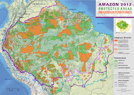 Map Of The Amazon River World Regional Geography 2015 2016 The Collaboratory