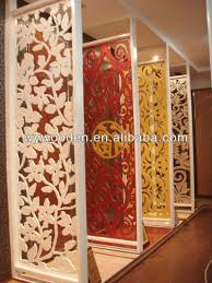 screens room dividers decorative grille wall panel photo