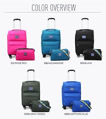 ultra light luggage sets ultra light trolley luggage picture box large capacity universal