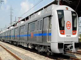 Blue Line Delhi Metro Map by Dmrc Blue Line In Slow Lane For 3 Hours After Electrical Snag
