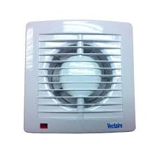 Extractor Fan Bathroom Vectaire As Plus Slimline Axial Extractor Fan Uk Bathrooms