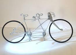 bicycle cake topper bicycle wedding wedding bicycle cake toppers