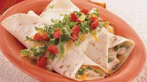 light sour cream chicken enchiladas recipe pillsbury com