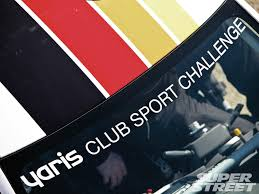 logo toyota yaris 2010 toyota yaris club sport challenge racer yari gone wild