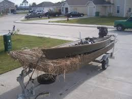 Duck Boat Blind Pictures Jon Boat Duck Blind Ideas All The Best Duck In 2017