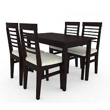 dining table set 4 seater loren 4 seater dining table set abesquare