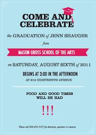 Graduation Invite Cards Invitation Graduation Party Iidaemilia Com