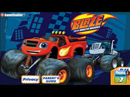 blaze monster machines nickelodeon android ios free game
