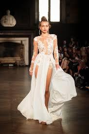 berta bridal berta bridal fall 2017 runway show nybfw aisle