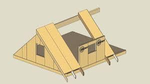 Dormer Building Enercept Shed Dormer Animation Avi Youtube