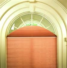 blinds for large arched windows minimalist white shutter and
