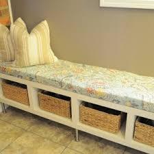 decor u0026 tips bench window with custom bench cushions and corner