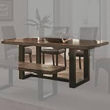 Distressed Wood Dining Table Vintage Brown Reclaimed Wood Dining Table With Table Top Utilizes