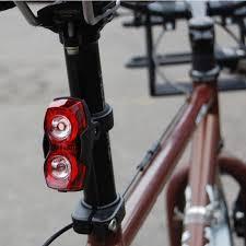 Light Bicycle Portland Design Works Danger Zone Led Rear Light