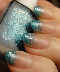 nail diy easy glitter nail arts 2507612 weddbook