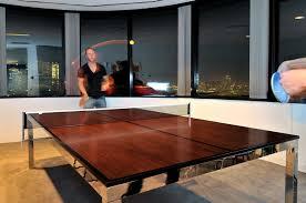 Diy Ping Pong Table Table Designs - Designer ping pong table