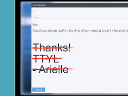 Business Email Etiquette Example by Avoid These Bad Unprofessional Email Sign Offs Business Insider