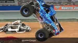 youtube monster trucks racing monster jam blue thunder monster truck theme song youtube