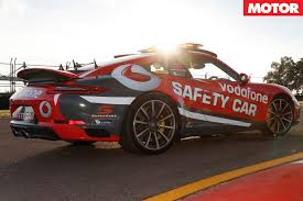 porsche 911 carrera 4s porsche unveils 911 carrera 4s safety car motor