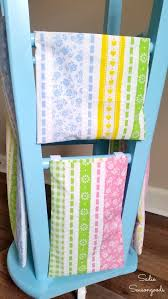 how to store wrapping paper diy gift wrap station using a repurposed wooden bar stool