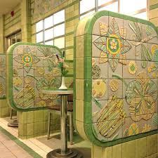 Sur La Table Rookwood Rookwood Tile In Ice Cream Parlor In Cincinnati Bucket List