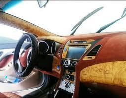 Vinyl Car Interior Wooden Interior Wrap Waterproof Paper For Car Aftermarket Bd