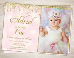 birthday invitation card baby first birthday invitations