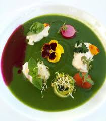 cuisine plat plat vegan ร ปถ ายของ hotel raphael relais chateaux โรม